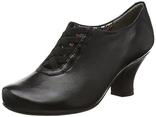 Hotter Women's Stephanie Closed-Toe Pumps, Black (Black), 8 UK 43 EU