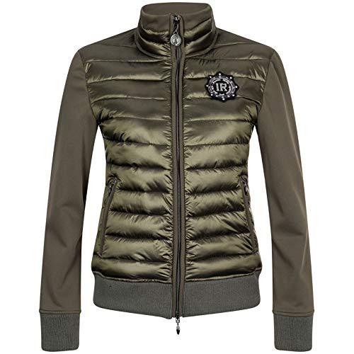 Imperial KL30417000 Jacket Glittery , Größe:XS, Farbe:army