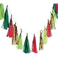 Very Merry Christmas Tassel Garland by ADVENTURER'S BAG preisvergleich bei billige-tabletten.eu