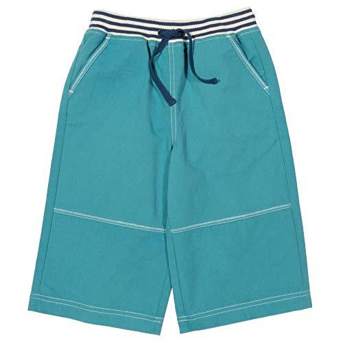 Bt-kinder-shorts (BT-Kite Kinder Shorts aus Reiner Bio-Baumwolle Sage Green Gr. 146)