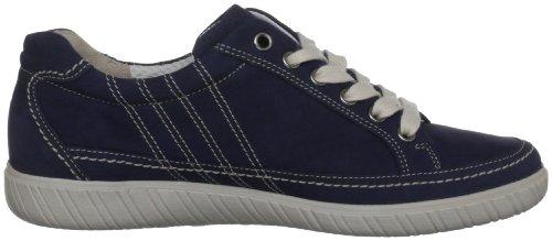 Gabor Shoes Gabor Comfort 6645846, Scarpe stringate basse donna Blu (Blau (blue))