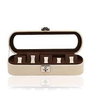 Uhrenbox Cordoba 5 Beige