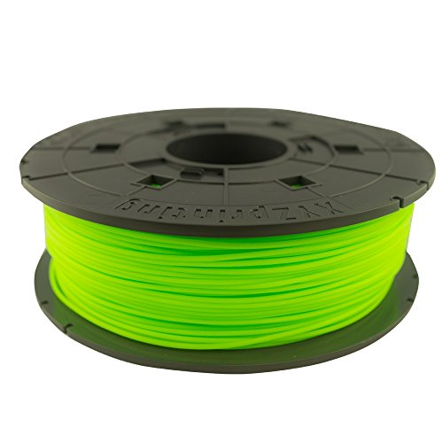Price comparison product image XYZ Printing 1.75 mm PLA Filament for Printer - Neon Green