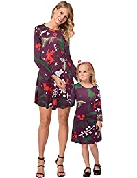 Vestidos para fiesta de noche mama e hija