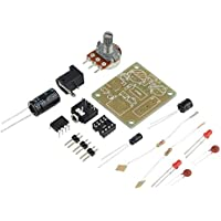 LM386 DIY Mini Amplifier Board Module High Performance 3V-12V Audio Amplifier Module Compact Electronic Accessories