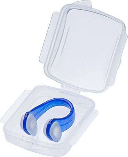 Cressi Ear Plugs Nasenklemme, Blau, Uni