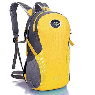 15 L Rucksack Wasserdicht tragbar Stoßfest Yellow