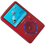 SanDisk Sansa Fuze 4GB MP3 Player with Radio and MicroSD/SDHC Slot - Red