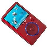 SanDisk Sansa Fuze  MP3-/Video-Player 4 GB mit Radio rot