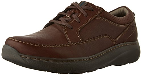 Clarks Charton Vibe Oxford brown