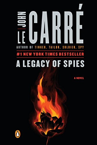 A Legacy of Spies por John Le Carre