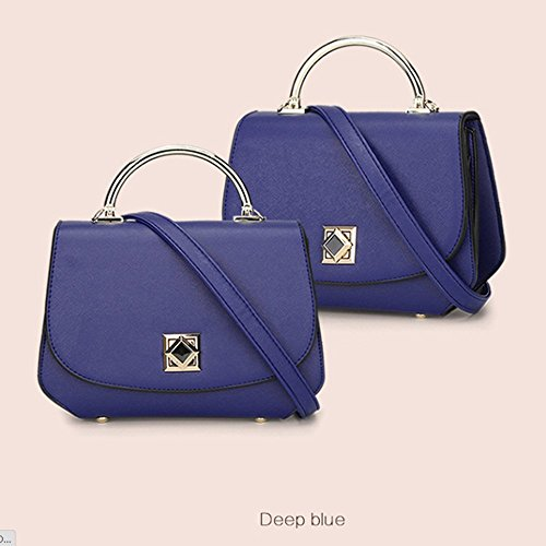 Eysee - Borsa a tracolla donna Dark blue