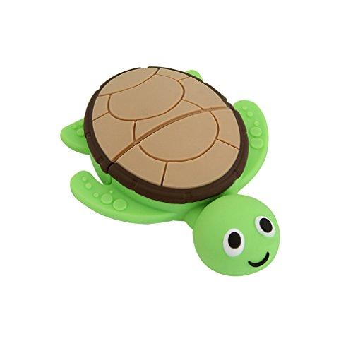 Funnyusb - chiavetta usb 3.0 ad alta velocità a forma di scimmia verde cartoon turtle 16 gb