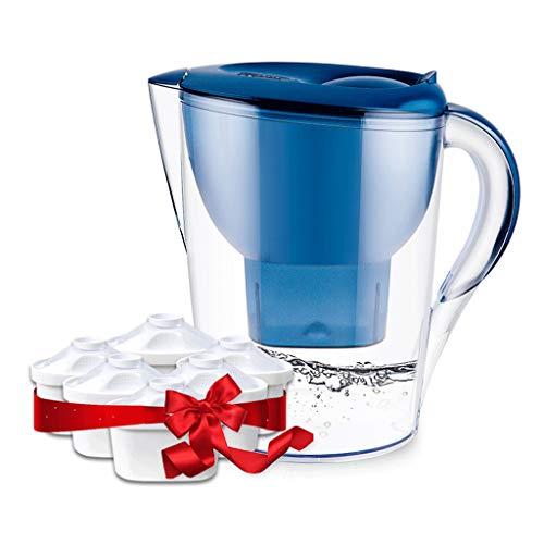 Bollitore filtro acqua brocca cucina rubinetto acqua domestico depuratore d'acqua acqua potabile filtro tazza d'acqua
