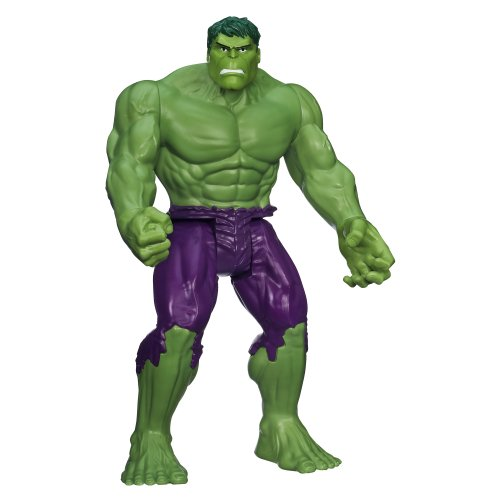 Hasbro - Figurine Titan Hero - Hulk 30cm - 0653569862017