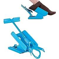 Romote Easy On/Easy Off–Kit deslizante Helper Sock Para Todo y quitar los calcetines sin se pencher