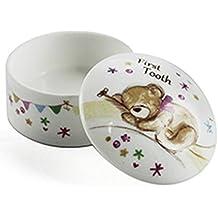 De la nariz del niño punto de cruz para niños diseño del ratoncito Pérez diseño de osos de peluche/caja de joyas con forma de