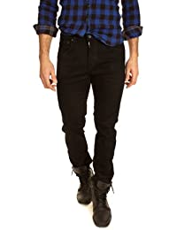 Jeans Eddy men's 5-pocketjean HF black WeSC