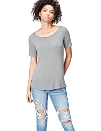 FIND Women's Stretch Crew Neck T-Shirt