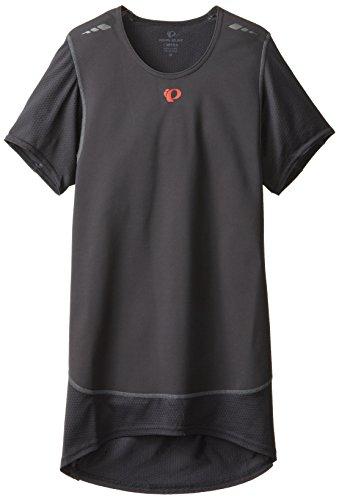Pearl Izumi Herren Kurzärmliges Unterhemd Barrier Cycling Baselayer, Black, XL, P14121417021XL