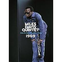 Live in Copenhagen & Rome 1969 [DVD] - Miles Davis Quintet