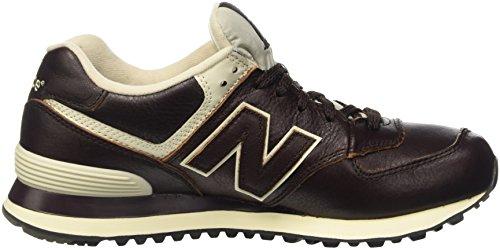 New Balance Ml574lua-574, Chaussures de Running Entrainement Homme Marron (Barrel Brown)