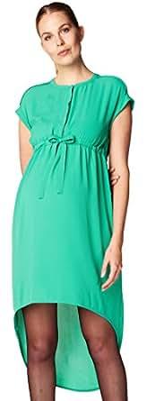 ESPRIT Maternity - Dress Woven Sl - Robe - maternité Sans manche -  Blanc - 40