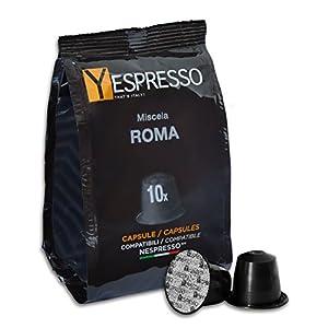 240 Capsule compatibili Nespresso ROMA 6 spesavip