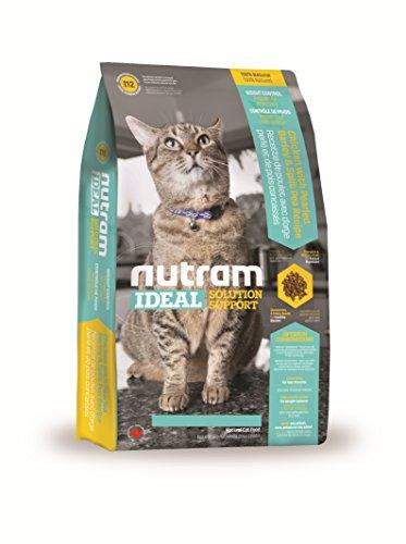 Nutram I12 6,8 Kilo Ideal Solution Support Weight Control Katzenfutter trocken