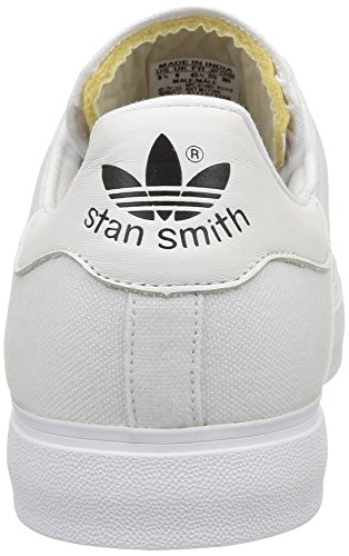 Adidas Stan Smith Vulc Hommes Trainers Blanc