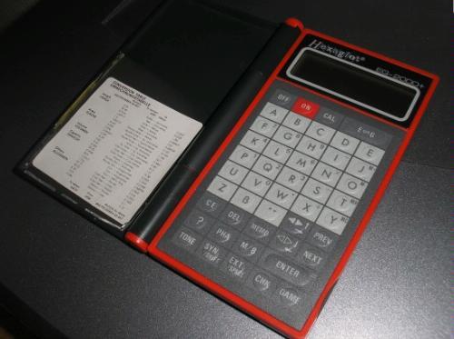 Hexaglot EG 2000 Plus. Deutsch - Englisch. Elektronisches Wörterbuch