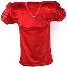 barnett FJ-2 camiseta de fútbol americano competición, rojo (S)