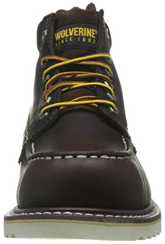 Wolverine  Apprentice Men Hi Lea twig, Bottes homme Braun (brown black)