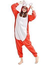 Suchergebnis Auf Amazon De Fur Tier Onesie Rot Bekleidung