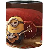 Minions Cartoon Coffee Mug For Friends/Birthday Gifts For Kids/Return Gifts By Impresion