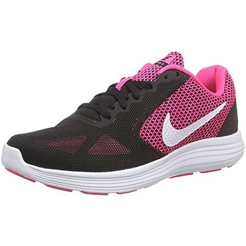 NikeWMNS NIKE REVOLUTION 3 - Zapatillas de Running Mujer