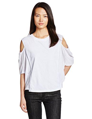 Diesel Damen Shirt T-uli Top Weiß