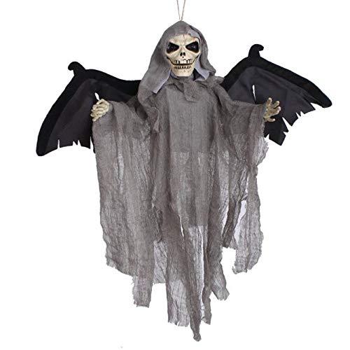 Halloween Skelett Dekoration Hängen Sensenmann Anhänger Schwimmende