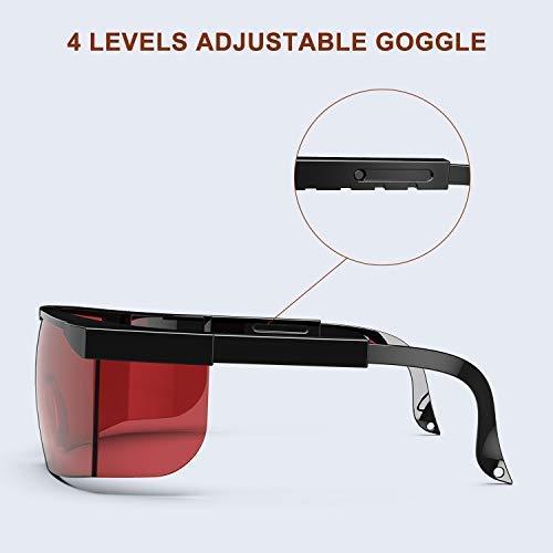 IPL Haarentfernungssystem Brille