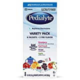 Pedialyte Powder Pack, Variety, 0.3-Ounce, 8 Count by Pedialyte