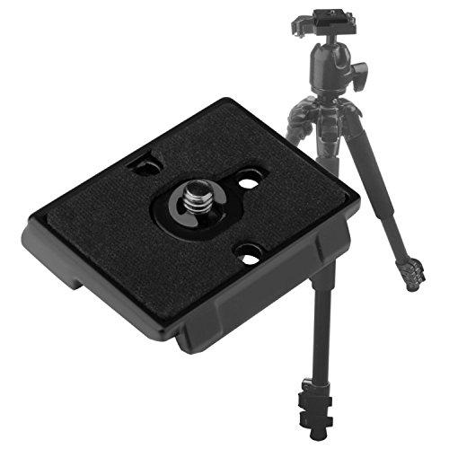 ChannelExpert Quick Release Plate Kamera-Schnellwechsel Montage und Schiebe Platte Halterung für Manfrotto...