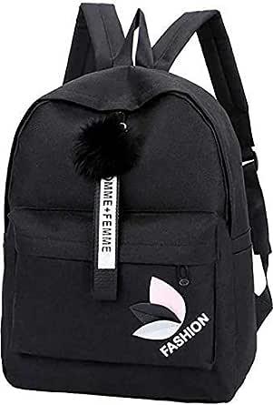 LEMONN Preppy Style Fashion Waterproof Women Girls Backpack Korean Design Drawstring Chain travel College Office Bag Laptop Backpack