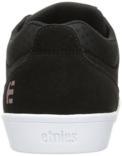 Herren Skateschuh Etnies Jameson MT Skate Shoes Black/Silver