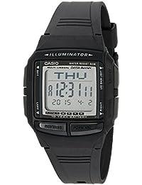 ec8f16d69735 Casio DB36 – 1 AV multilingüe del Hombre Banco de Datos Reloj