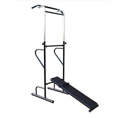 tatayung Multi Fitnessraum Power Tower Dip Station Vertikale knieheben Pull Kinn Push Up Workout Fitness Gym Fitness