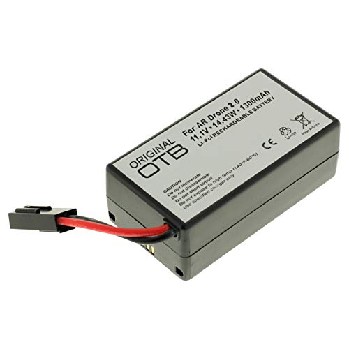 Battery for Parrot AR.Drone 2.0 Li-Polymer 1300mAh ON1694