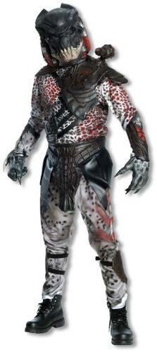 Predator Anzug Deluxe (Predator Maske Kostüme)