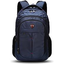 Mochila/Mochilas para la escuela mochila para portátil de 16pulgadas en equipaje Casual mochila al aire libre Viajes Campus/2017 azul azul
