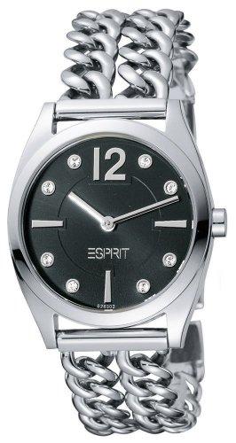 esprit-womens-quartz-watch-catena-black-es102632005-with-metal-strap