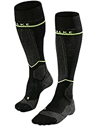 Falke Men's Sk Energizing Wool Skiing Knee-High Socks